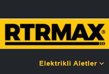 RTRMAX ELEKTRİKLİ ALETLERİ